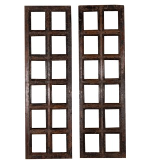 NB-002024 Art. Wooden Frame With Mirror