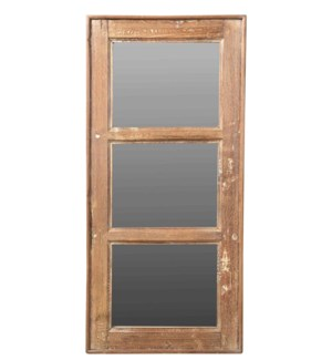NB-002025 Art. Wooden Frame With Mirror