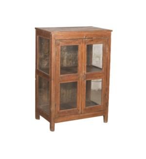 """""""RM-046058, Glass Door Short Cabinet 4 Panel"""""""