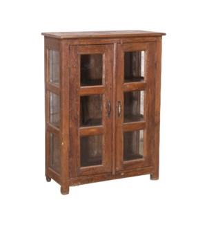 """""""RM-046949, Glass Door Cabinet 12 Panel"""""""