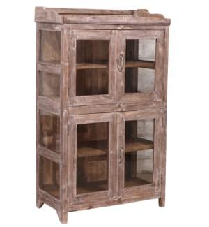 """""""RM-047485, 4 Door Glass Cabinet"""""""