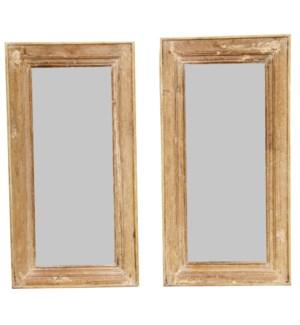 """RM-048405, Mirror Simple Molding"""