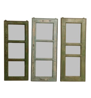 """""""RS-055687, Mirror 3 Panel  Large"""""""