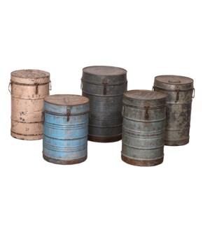 """RM-047898, Iron Drum Box"""