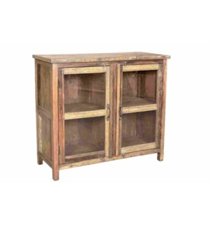 VINTAGE SMALL WOODEN CABINET