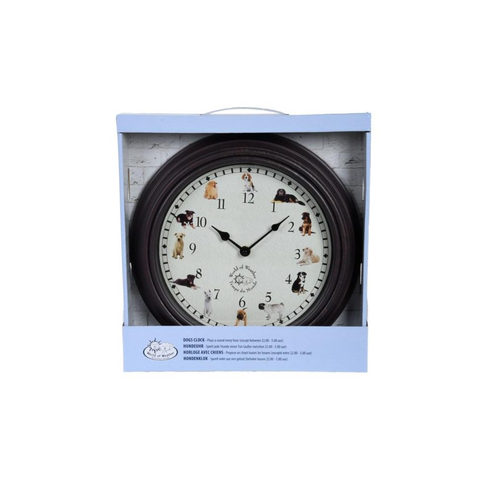 Clock dog sounds