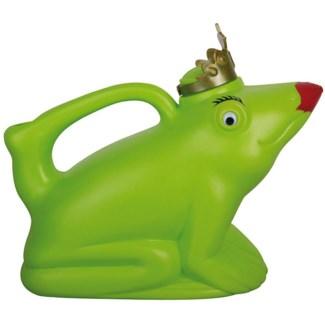 Wateringcan frog queen. PP. 24,3x11,6x20,5cm. oq/24,mc/24 Pg.91