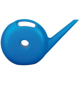 Donut watering can blue. PP. 45,1x11,0x26,5cm. oq/12,mc/12 Pg.91 FD On Sale 20 Percent off