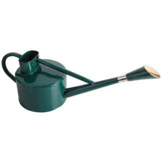 Watering can green 5l. Metal. 63,5x23,0x20,5cm. oq/6,mc/6 Pg.92