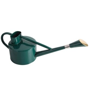 Watering can green 5l. Metal. 63,5x23,0x20,5cm. oq/6,mc/6 Pg.92