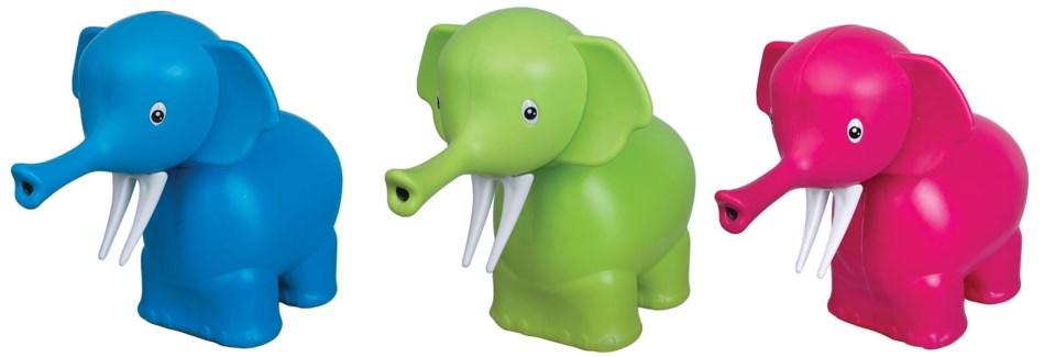 Plant sprayer elephant ass. PP,HDPE. 23,3x13,8x17,8cm. oq/12,mc/12 Pg.91
