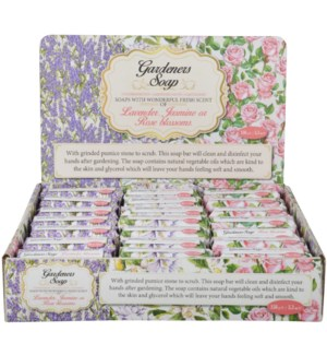 Gardener's Soap & Display 24 A