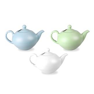 Watering can teapot Vintage XL 3/ass.