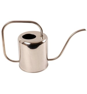 Watering can 1,5 ltr. Stainless Steel. 37,9x13,4x24,4cm