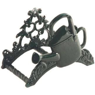Hoseholder Watering can. Cast iron. 25,5x15,8x19,2cm. oq/6,mc/6 Pg.93