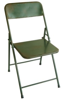 Bistro Chair, Green 30.9x17.3x22inch 50percent off