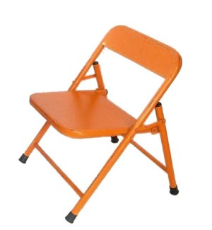 LittleOs Child Chair Orange