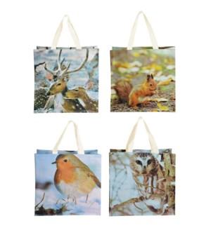 Shopping bag nature print