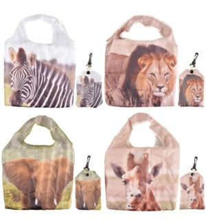 Foldable bag out of Africa ass