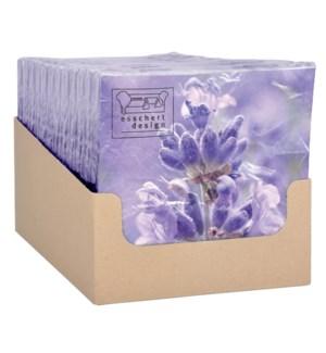 """Paper napkins flowers. Tissue paper (3 ply). 16,5x16,5x2,3cm. oq/12,mc/12 Pg.120"""