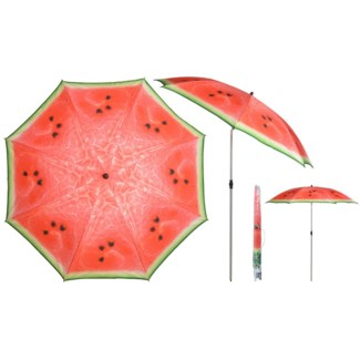 Parasol melon - 72.75x72.75x89.25 inches