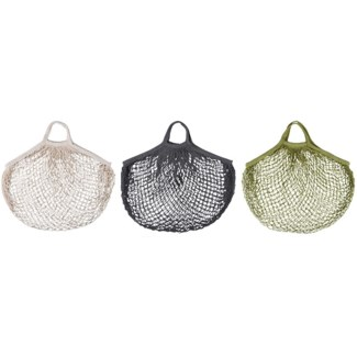Net bag assortment, Polyester - 116.5x0.5x18.5in.