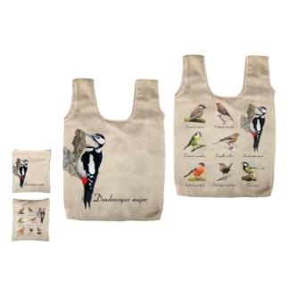 Foldable bag bird collection