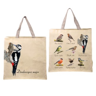 Shopping bag bird collection
