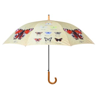 Umbrella butterfly collection