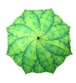 Umbrella banana leaves - (40.9x40.9x34.6 inch)