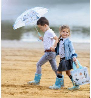 Beach kids umbrella