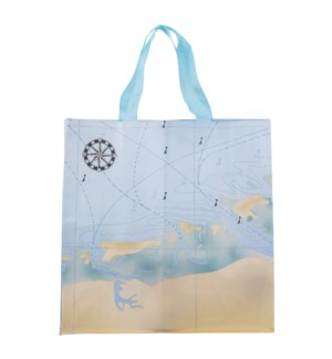 Beach shopping bag L