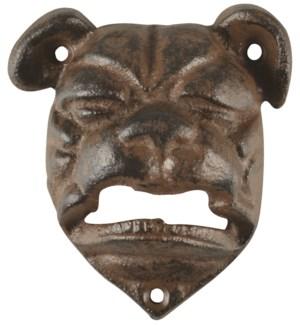 Bottle opener bulldog
