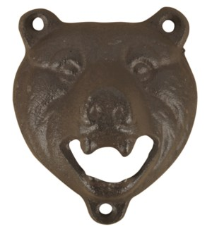 Bottle opener bear OS