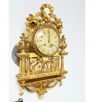 Antique French Clock OS
