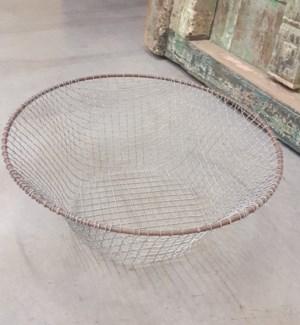 Antique German Wire Basket