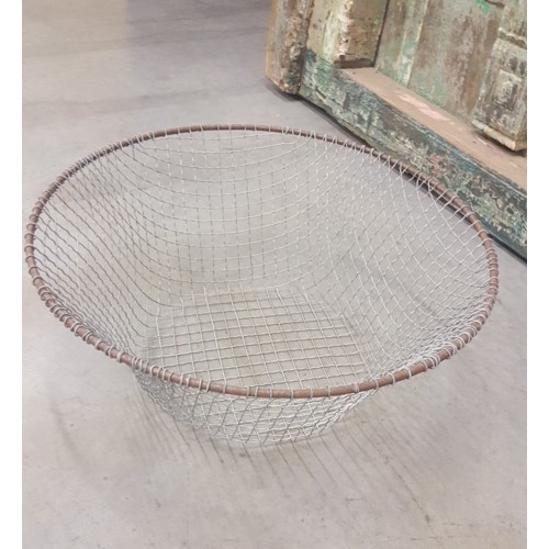 Antique German Wire Basket