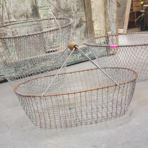 Antique German Eggbasket