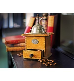 Antique Dutch Coffee Grinder