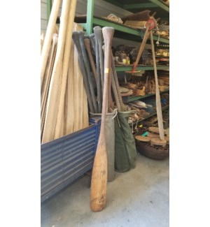 Holland 1880 Dutch Army Paddle, Wood