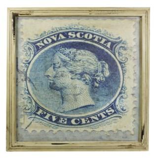 Nova Scotia 5 Cent Poster, 31x31x0 inches On sale 25 percent off