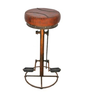 Bicycle Peddle Stool w/Foot Re