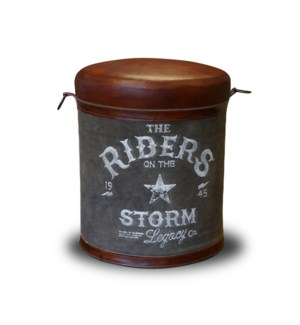 RIDERS Stool
