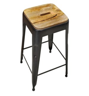 Beirut Stool Black