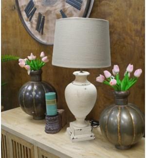 Venetian Shores Lamp, 7.9x7.9x20 Inch