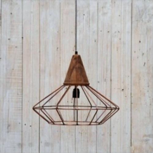 Diamond Wire Lamp