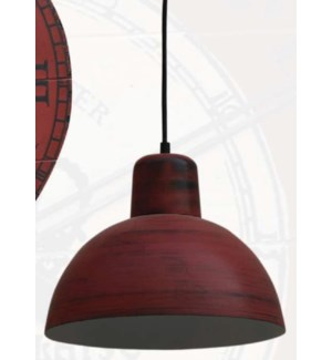 Sandra Pendant Light, 12.2x12.2x10.6 Inch
