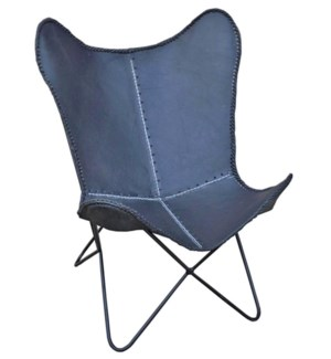 Iron Butterfly Chair Blk OS