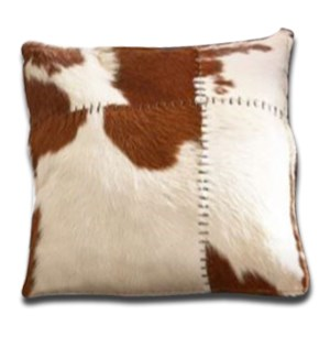 Outback Cow Hide Cushion