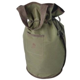 Gardeners Bag olive leaf 12.6x12.6x21.7in. FD 50 percent off original price $35